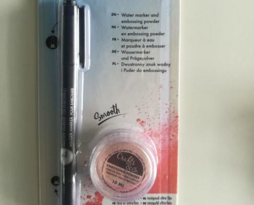 embossing pen